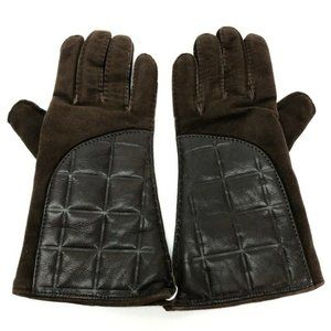 Chocolate bar Leather gloves Gloves Accessories